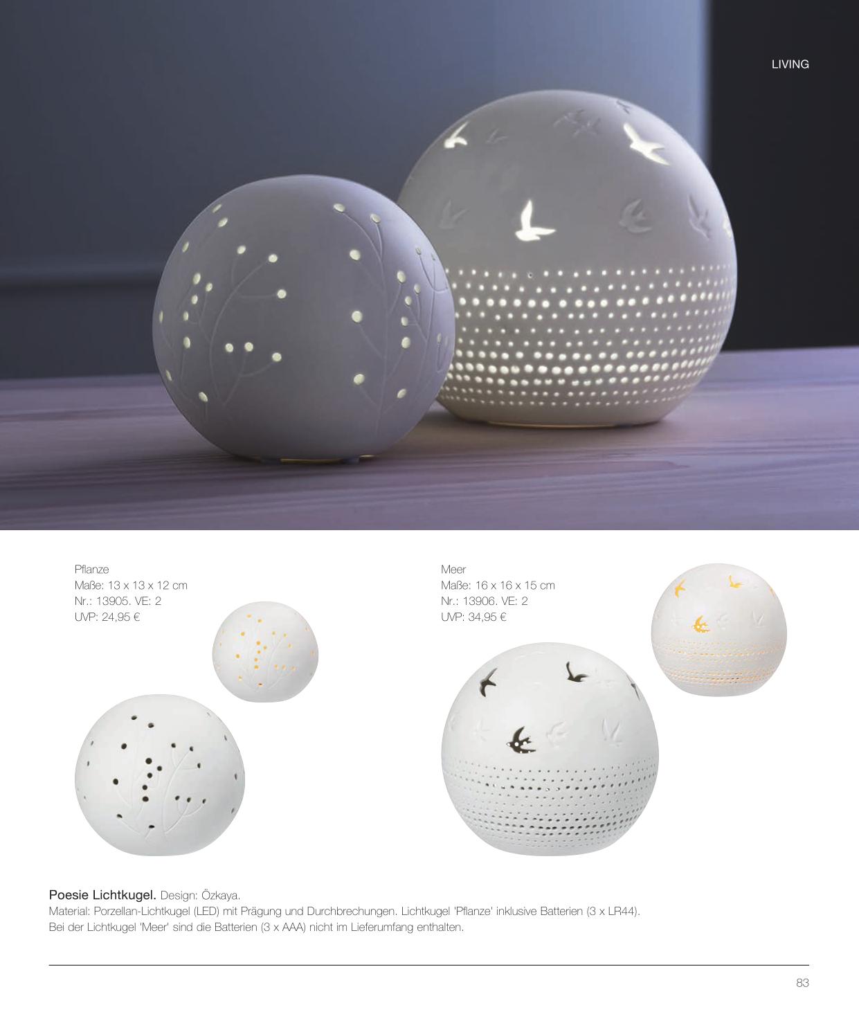Räder Zuhause Poesie Lichtkugel LED Licht Meer
